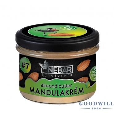 Mandulakrém 100% 180 g