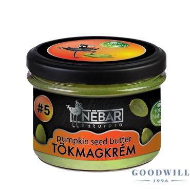 Tökmagkrém 100% 180 g