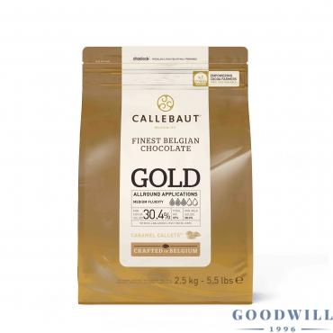 Callebaut Gold fehér...