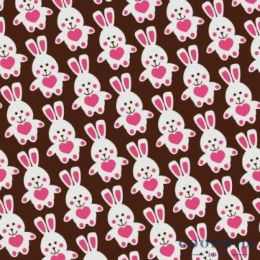 Transzfer fólia Funny Bunny...