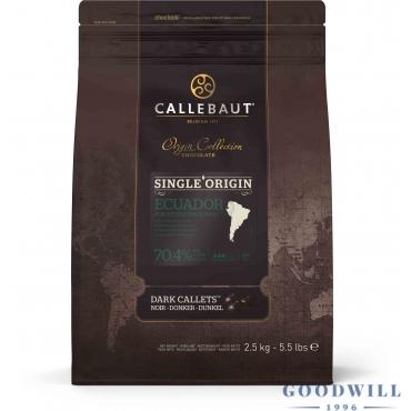 Callebaut Equador 70,4 %-os...