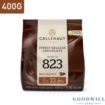 Callebaut 823 tejcsokoládé...