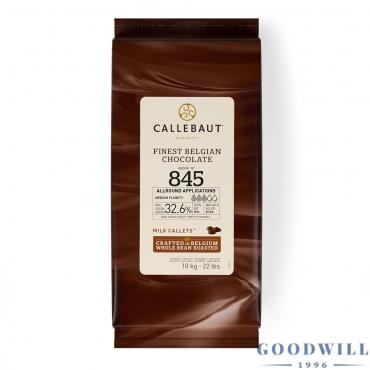 Callebaut 845NV (excellent)...