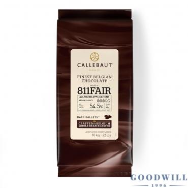 Callebaut Fairtrade 811NV...