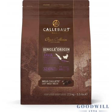 Callebaut Jáva 32,6%-os...