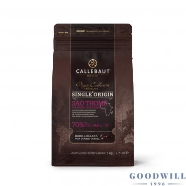 Callebaut Sao Thomé 70%-os...