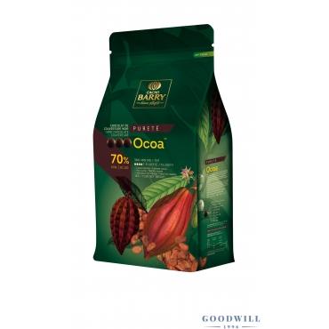 Cacao Barry Ocoa 70,4%...