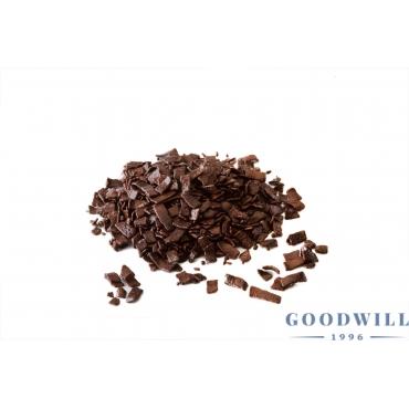 Étcsokoládé lap (3 mm) 1 kg
