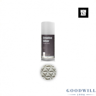 Kreatív ezüst spray