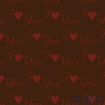 Transzfer fólia I Love You3...