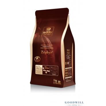 Cacao Barry Zephyr 34%...