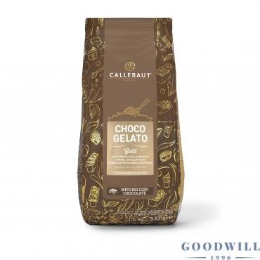Callebaut ChocoGelato Gold...