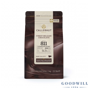 Callebaut 811NV étcsokoládé...