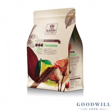 Cacao Barry Tanzanie 75%...