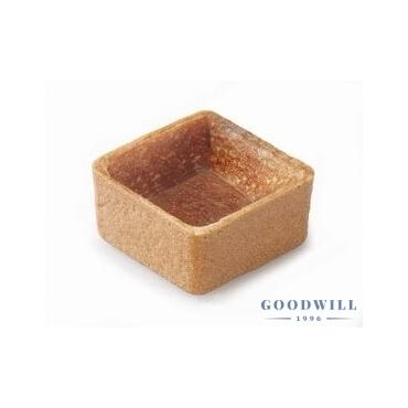 Mini négyzet édes, kakaós...