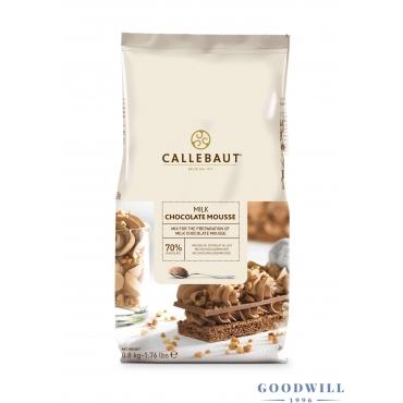 Callebaut tejcsokoládé...