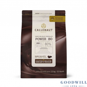 Callebaut Power 80%-os...