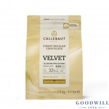 Callebaut Velvet White...