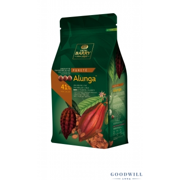 Cacao Barry Alunga 41,3%...