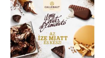 Callebaut ChocoGelato