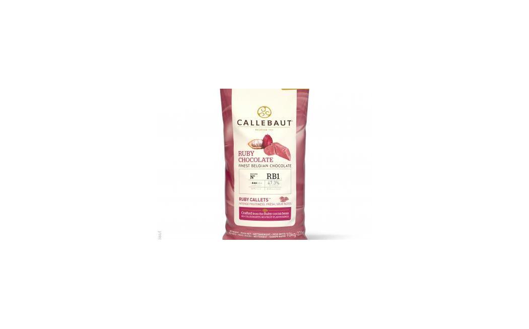 Callebaut RB1 ruby